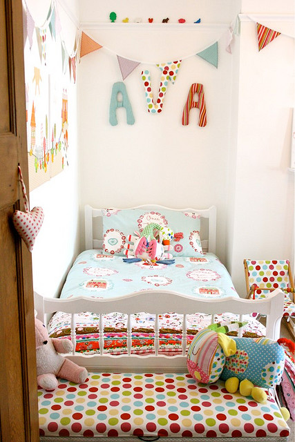 for our beloved child: a perfect sweet room 1